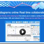 遠隔地作業にウェブのドローツール「Cacoo」が良い感じ