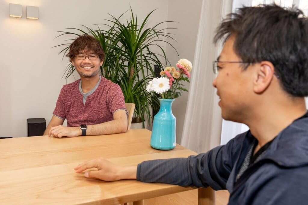 遠藤さんと倉貫さん